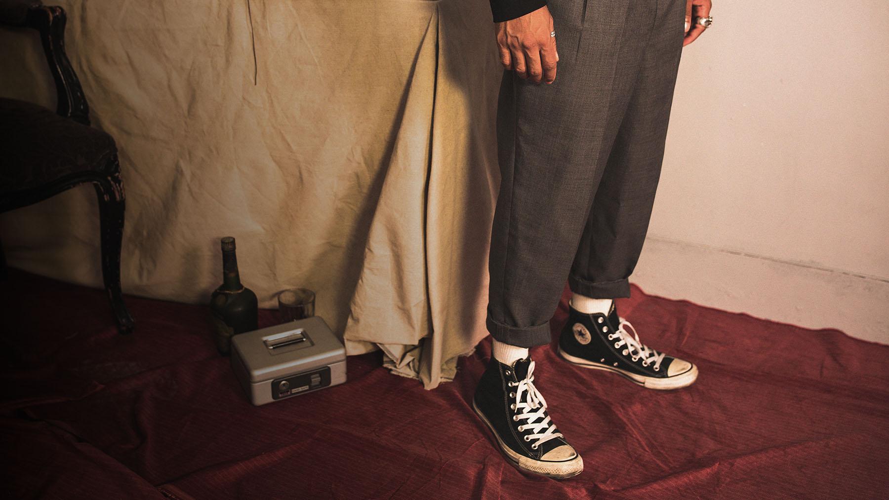 西裝褲-1